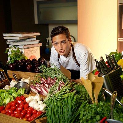 Michelin star trained chef Romain Van Durmen