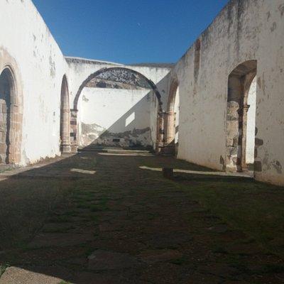 Convento Betancurria