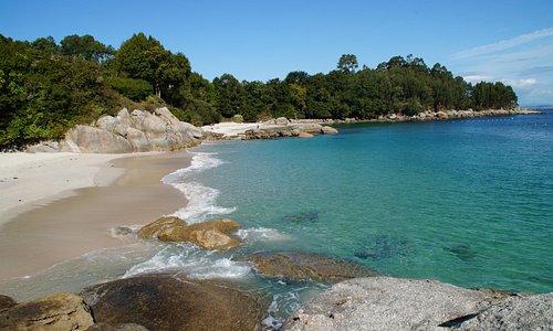 praia de castiñeiras