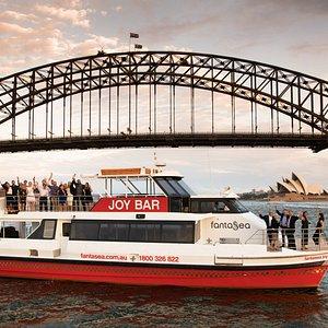 Sunset Cruise on Joy Bar