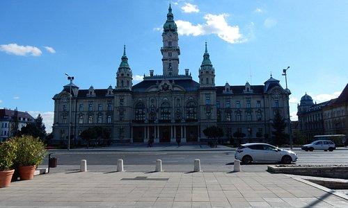 Town Hall Gyor