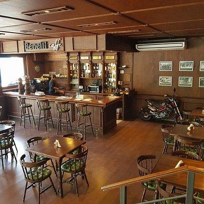 Benelli Caffe & Museum San Rafael