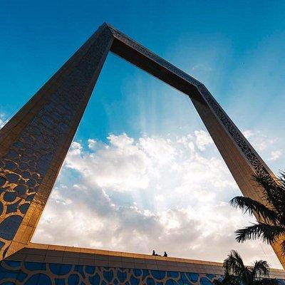 Dubai Frame main