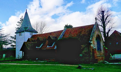 St. Andrew's Church, Greensted