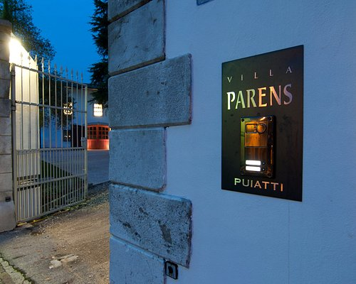Villa Parens - Farra d'Isonzo (GO)