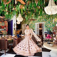 Little Miss India at Fairmont The Palm