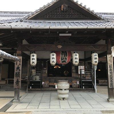 大願寺本殿