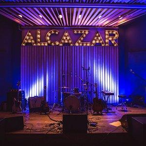 Live Alcazar - il Cinema si è fatto vivo. | Musica | Teatro | Arte | D'Essai | Hostaria