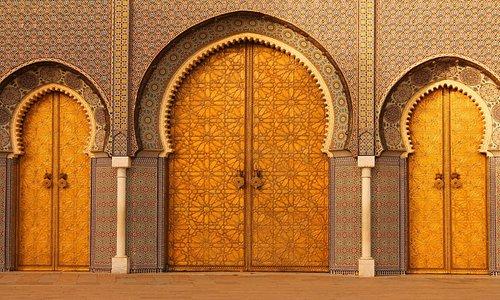 Moroccan Dors