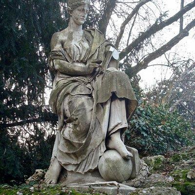La bella statua