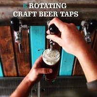 Tap room open from Thirsday to Sunday fro 5 to 11 pm.