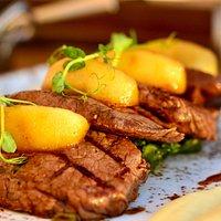 Venison Steak (Main)
