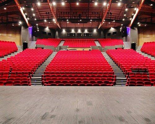 Le Pin Galant, salle de spectacle (1 408 places)