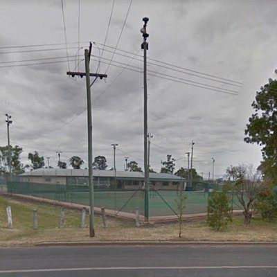 Dalby Tennis courts