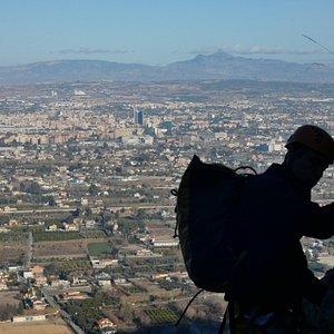 Barranquismo en Murcia
