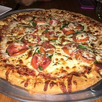Absolutely amazing! Sangria delicious! Pizza was loaded with fresh ingredients! Wings, best I've
