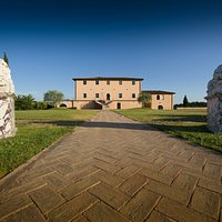 Entrata dell'azienda - The entrance of the estate