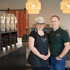 Owners Mark and Noreen