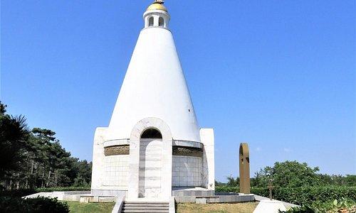 Севастополь. Часовня Святого Георгия на Сапун-Горе.