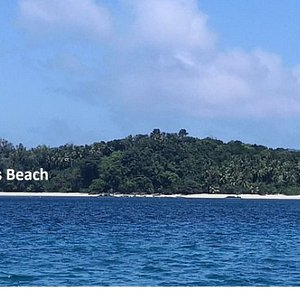 position of Margies's beach