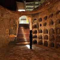 Cripta de la Ermita de San José (siglos XVI-XVII)