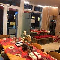 Restaurant after renovation 1