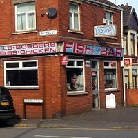 Margam Fish Bar, Port Talbot