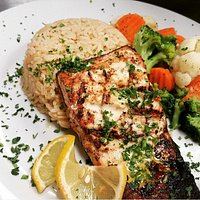 Herb Encrusted Salmon