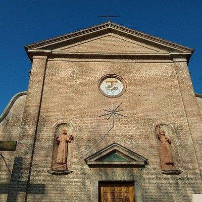 Chiesa dei frati Cappuccini al c.n.20 di Via Cappuccini