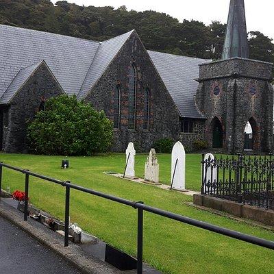 St pauls anglican church in paihia