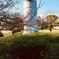 野外彫刻 WIG-A 外観