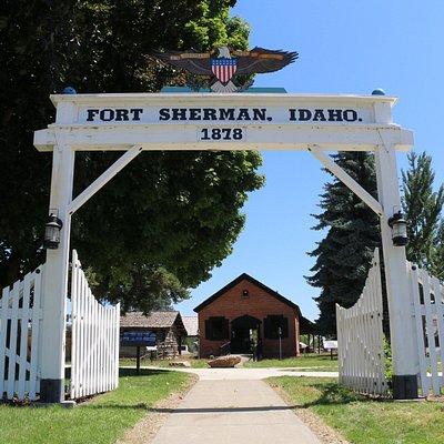 Fort Sherman Powder Magazine