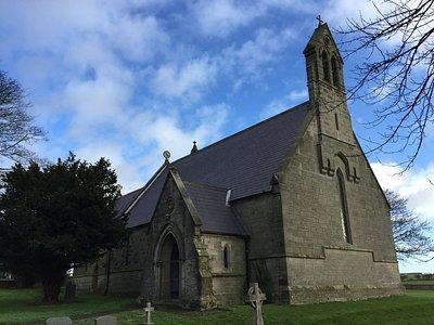 St Nicholas Church Grindale
