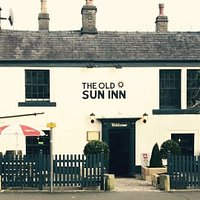 The new Old Sun Inn following an extensive refurbishment - Autumn 2017