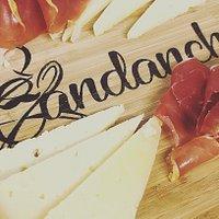 Tablas de jamón y queso