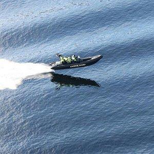 グリランド スピードボート