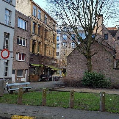 Dansing Chocola on Kloosterstraat