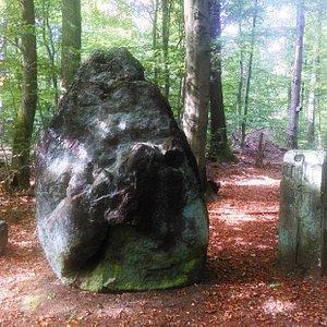 """Der """"Hinkelsteinweg"""" ist ein zertifizierter Wanderweg von Otterberg/Winnweiler"""