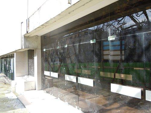 Centre culturel fermé