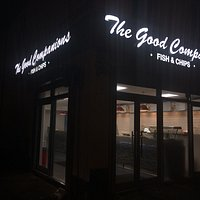 The Good Companions - Fish & Chips