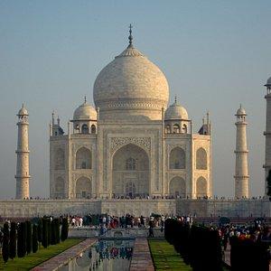 Taj Mahal's beauty is unbeatable