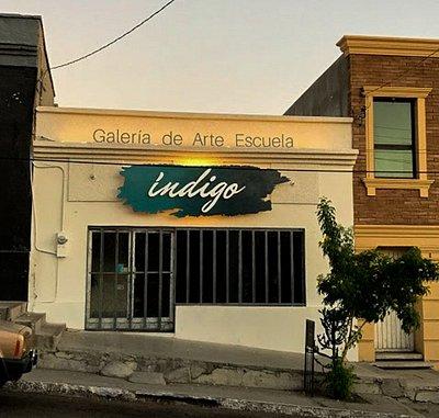 Índigo Galería de Arte, es una opción perfecta para visitar en La Paz, Baja California Sur, en