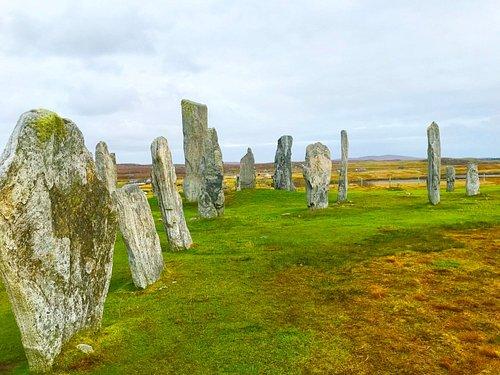 The world famous Callanish Stones
