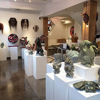 Lower Level Coastal Peoples Gallery 332 Water Street