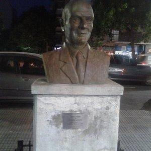 Paseo de las Esculturas de Boedo- Bs.As. 2018.