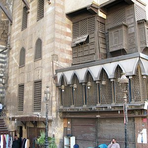 Mosque-Madrassa of al Ghouri