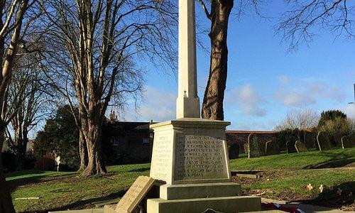 Kilham War Memorial