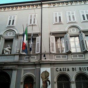 Cassa di Risparmio Gorizia / Palazzo della Pinacoteca