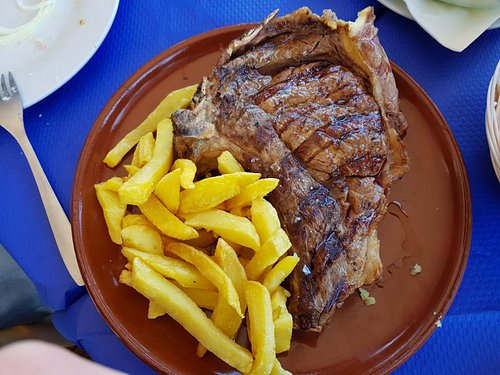 Chuleton - Steak