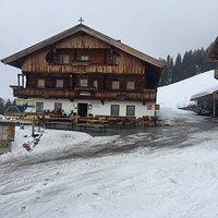 Berggasthaus Stimmlach Restaurant